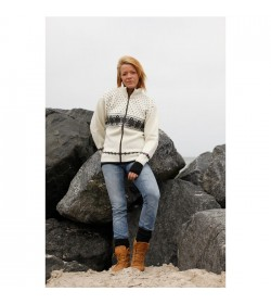 WOOL of Scandinavia norsk cardigan-20