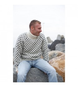 WOOL of Scandinavia islandsk sweater-20