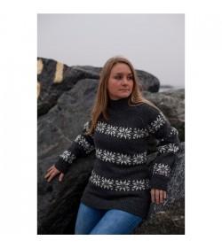 WOOL of Scandinavia islandsk strik-20
