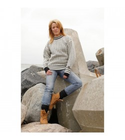 WOOL of Scandinavia færøsk sweater-20