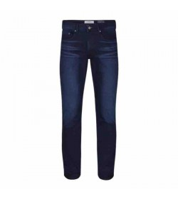Sunwill jeans fitted super stretch 494-7298 405 Dark blue washed-20