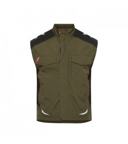 FE-Engel Galaxy Servicevest Forest Green/Sort-20