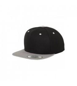 Flexfit snapback black silver-20