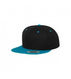 Flexfit snapback black teal-20