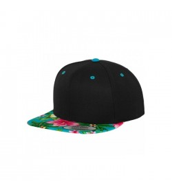 Flexfit snapback black hawaii-20