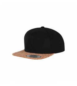 Flexfit snapback Black Cork-20