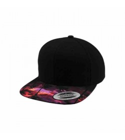 Flexfit snapback black sunset-20
