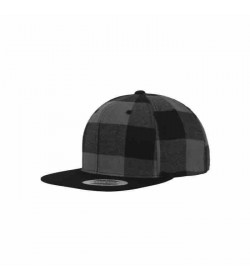 Flexfit snapback black check-20