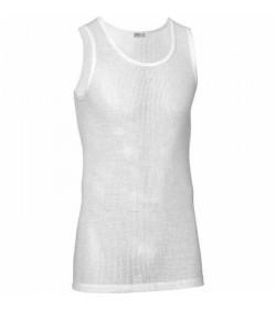 JBS net undertrøje uden ærmer hvid-20