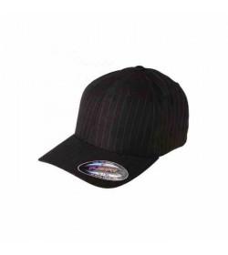 Flexfit cap Black pinstripe-20