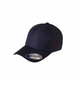 Flexfit cap D. Navy pinstripe-20