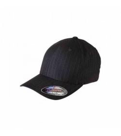 Flexfit cap D. Grey pinstripe-20