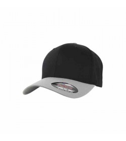 Flexfit cap 6277 Black/silver-20
