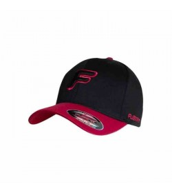 Flexfit cap Black Red-20