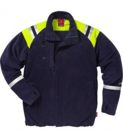 Kansas Flamestat fleece jakke 4073-20