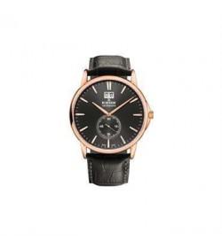 Edox Les Bemonts 64012-37R-NIR-20