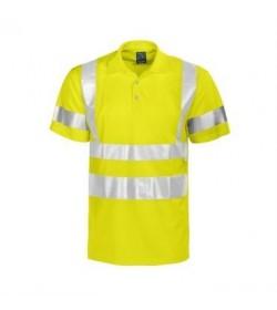 ProJob 6011 sikkerhedspolo EN ISO 20471-Klasse 3 gul-20