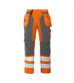 ProJob 6506 sikkerhedsbuks EN ISO 20471-Klasse 2 orange-20