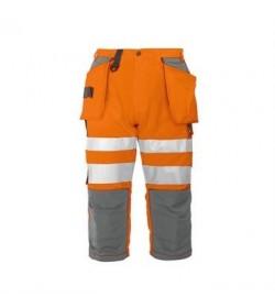 ProJob 6510 sikkerhedsknickers EN ISO 20471-Klasse 2 orange-20
