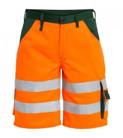 FE-Engel EN 20471 Shorts Orange/Grøn-20