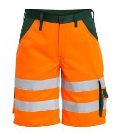 FE-Engel EN 20471 Shorts Orange/Grøn-20