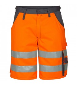FE-Engel EN 20471 Shorts Orange/Grå-20