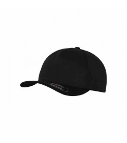 Flexfit cap 5 Panel Black-20