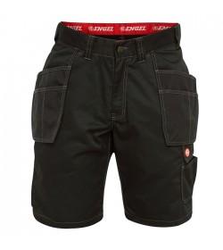FE-Engel Combat Shorts Med Hængelommer Sort-20