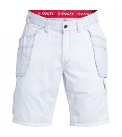 FE-Engel Combat Shorts Med Hængelommer hvid-20