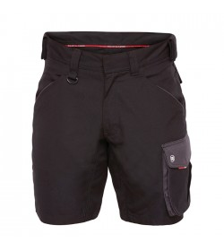 FE-Engel Galaxy Shorts Sort/Antrazitgrå-20