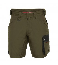 FE-Engel Galaxy Shorts Forest Green/Sort-20