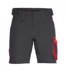 FE-Engel Galaxy Shorts Antrazitgrå/Tomato Red-20