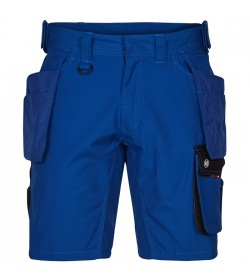 FE-Engel Galaxy Shorts M/Hængelommer Surfer Blue/Sort-20