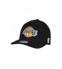 Mitchell and Ness Caps 323 LAKERS Black-20