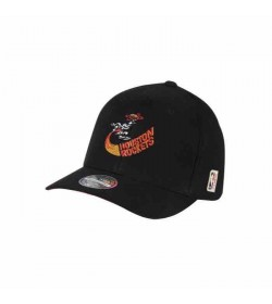 Mitchell and Ness Caps 323 ROCKETS Black-20