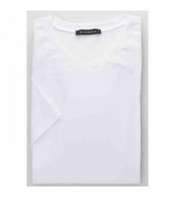 Eterna t-shirt m/ v-hals 800/00-20
