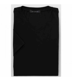 Eterna t-shirt m/ v-hals 800/39-20