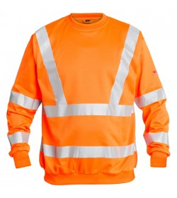 FE-Engel EN 20471 Sweatshirt Orange-20