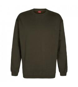 FE-Engel Sweatshirt Forest Green-20