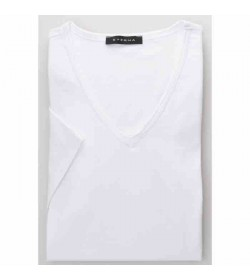 Eterna t-shirt m/ v-hals 804/00-20