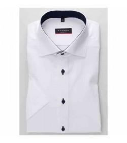 Eterna Modern fit kort ærmet skjorte 8100 C13K 00-20