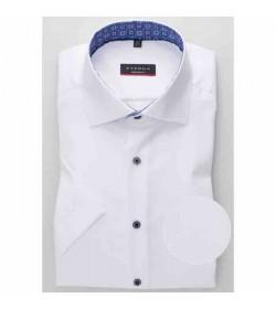 Eterna Modern fit kort ærmet skjorte 8463 C14K 00-20