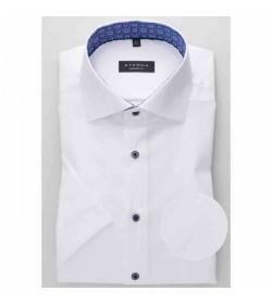 Eterna Comfort fit kort ærmet skjorte 8463 K15K 00-20