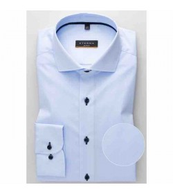 Eterna Slim fit skjorte 8585 F182 10-20