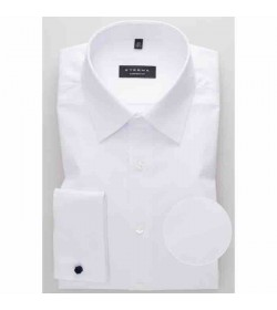 Eterna dobbelt manchet skjorte Comfort fit 8817 E49E 00-20