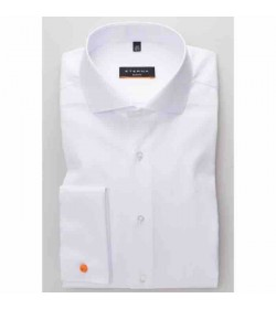 Eterna dobbelt manchet skjorte Slim fit 8817 F482 00-20