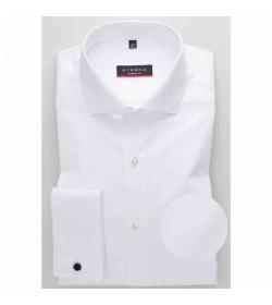 Eterna dobbelt manchet skjorte Modernt fit 8817 X48V 00-20