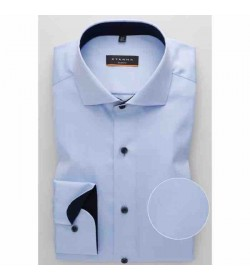 Eterna Slim fit skjorte 8819 F142 10 Cover shirt-20