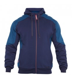 FE-Engel Galaxy Sweatcardigan Blue Ink/Dark Petrol-20