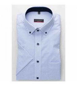 Eterna Modern fit kort ærmet skjorte 8913 C143 12-20